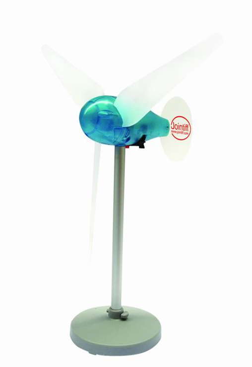 Wind turbine for charging rechargeable battery : WC-1