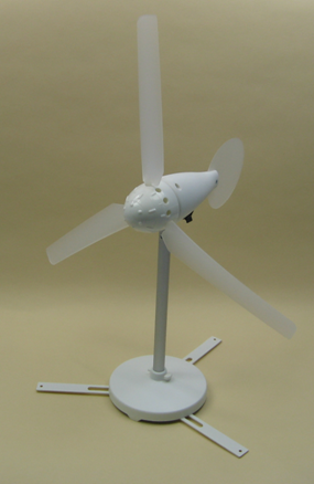 High power Wind turbine for evaluating Blade Pitch: WP-1
