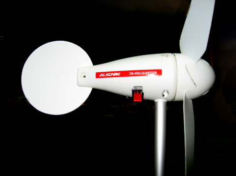 Wind Turinbe: WindCharge (White)