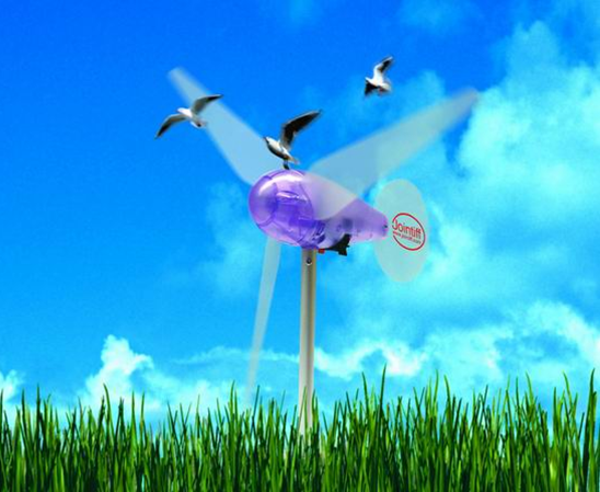 Wind Turbines for Wind Power Experiments